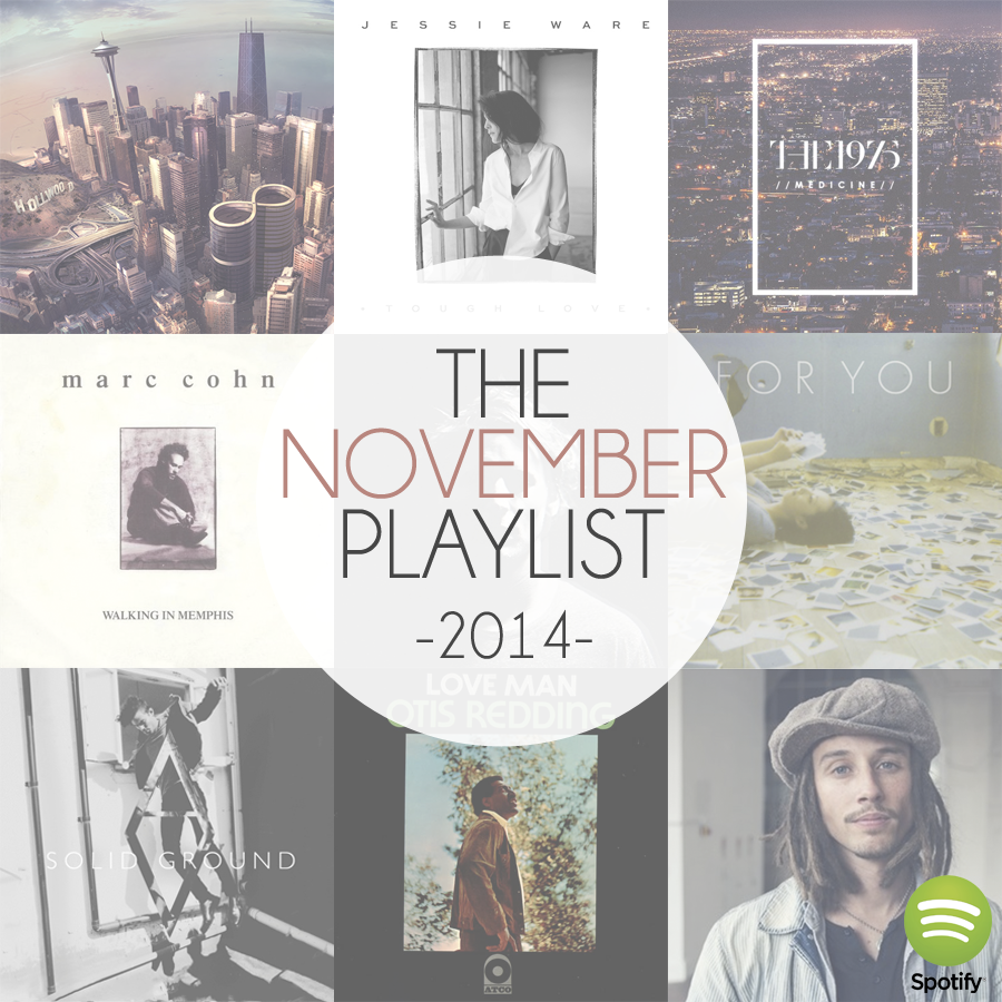 The November Playlist
